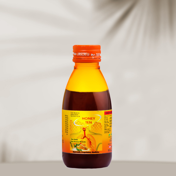 Honey 10 Cough Syrup