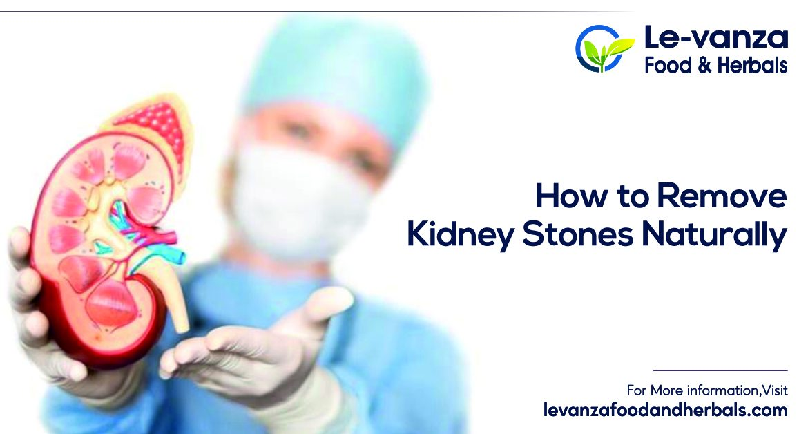 How to Remove Kidney Stones Naturally