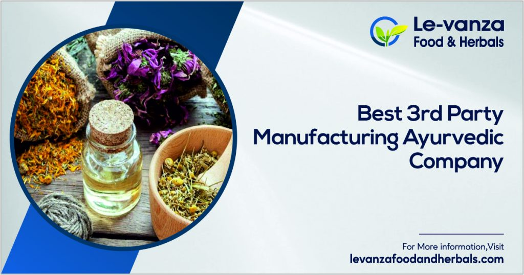 Best 3rd Party Manufacturing Ayurvedic Company