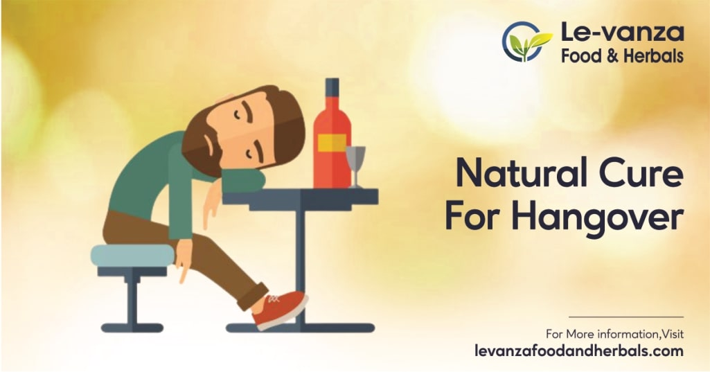 natural cure for hangover