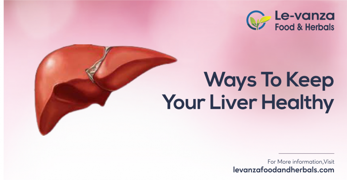 ways to keep your liver healthy