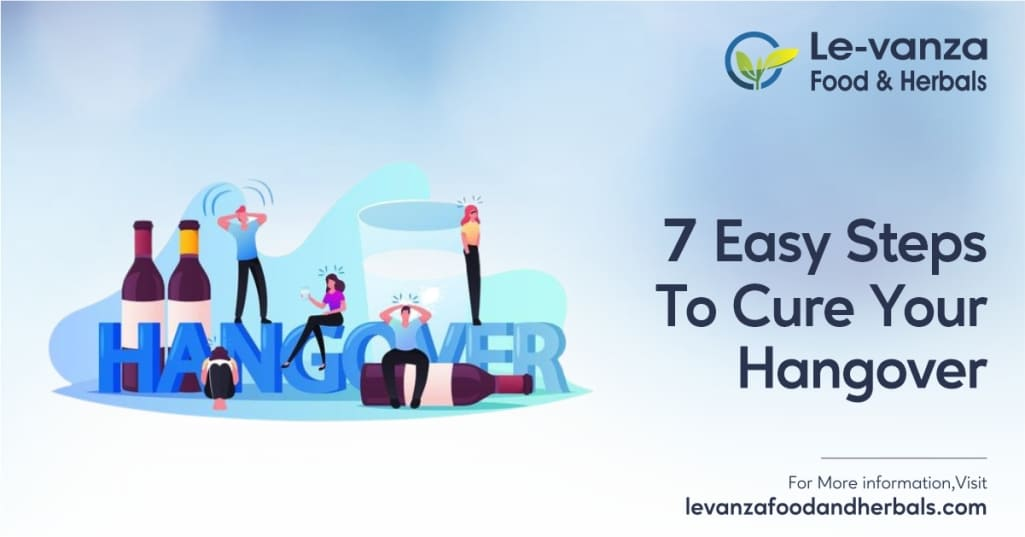 7 Easy Steps To Cure Your Hangover